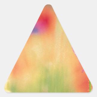 Tint Master 1 Triangle Sticker