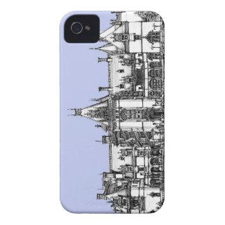 Tinta casera del renacimiento iPhone 4 protectores