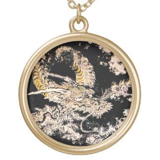Tinta china antigua legendaria oriental fresca del colgante personalizado