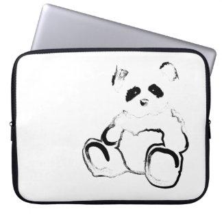 tinta de la panda manga portátil
