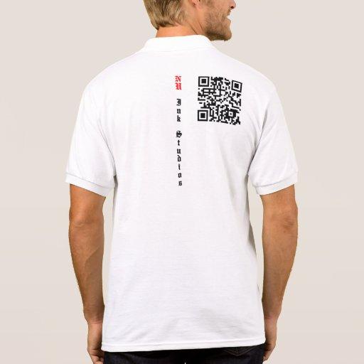 Tinta de NU Polo Camiseta