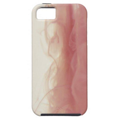 Tinta en fotografía del extracto del agua iPhone 5 Case-Mate cárcasa