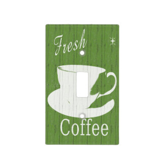Tintable Coffee Lightswitch cover