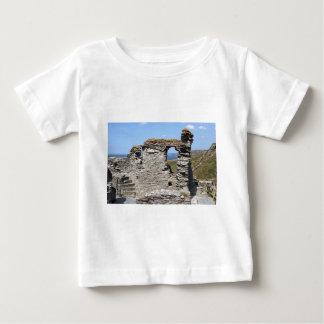 Tintagel Castle, England, United Kingdom Baby T-Shirt