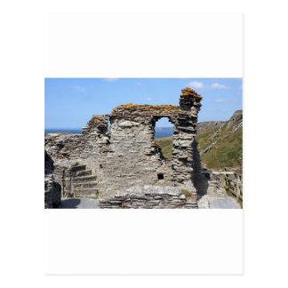 Tintagel Castle, England, United Kingdom Postcard