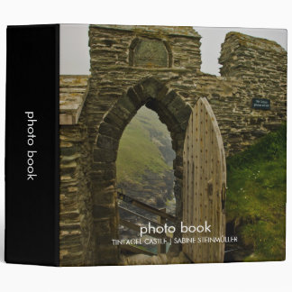 Tintagel Castle Photo Book Binder