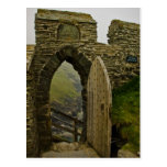Tintagel Castle Postcard