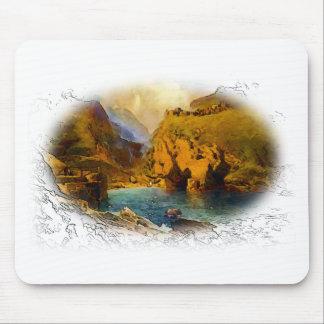 Tintagel, King Arthur's Castle Mousepads