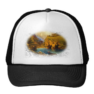 Tintagel, King Arthur's Castle Trucker Hat
