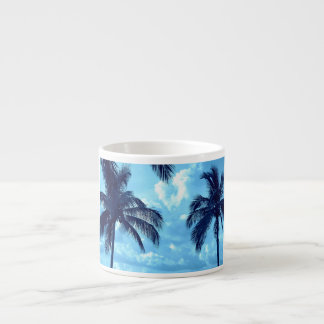 Tinted Palms Espresso Cup