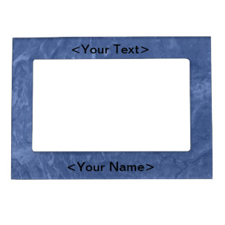Tinted Wrinkled Texture Magnetic Picture Frame