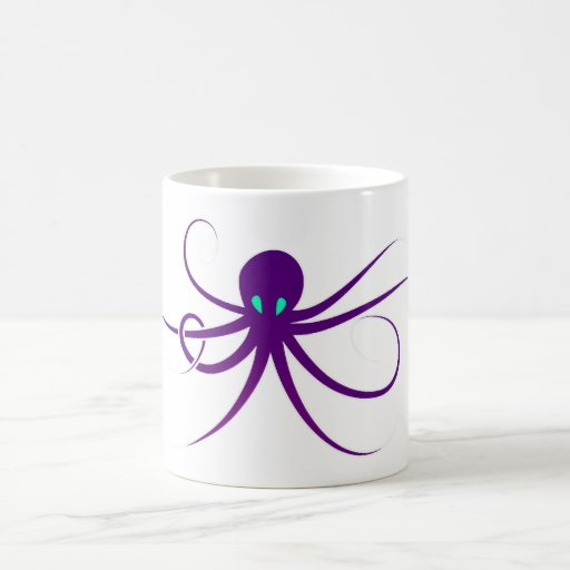 Tintenfisch Oktopus Krake octopus kraken Haferl