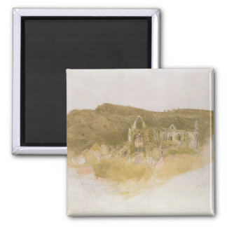 Tintern Abbey 2 Inch Square Magnet