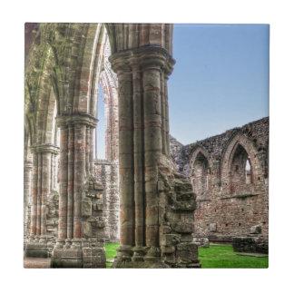 Tintern Abbey, Cistercian Monastery, Wales Ceramic Tile