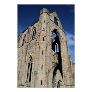 Tintern Abbey Cistercian Monastery Wales Posters