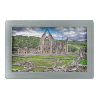 Tintern Abbey, Cistercian Monastery, Wales Rectangular Belt Buckle