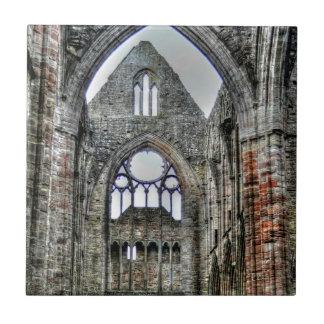 Tintern Abbey, Cistercian Monastery, Wales Tile
