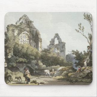 Tintern Abbey, from 'The Romantic and Picturesque Mouse Pad