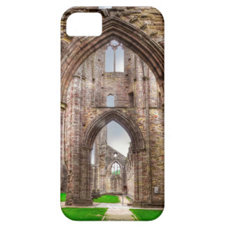 Tintern Abbey, Historic Site of Welsh Britain iPhone SE/5/5s Case