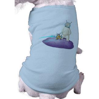 Tintineo del tintineo poca camisa del perro de los playera sin mangas para perro