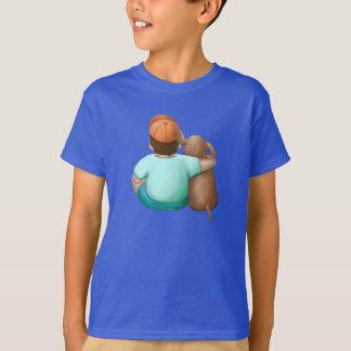 Tintineo del tintineo poca camiseta de los amigos