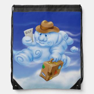 Tintineo del tintineo poca mochila de la nube del