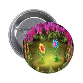 Tintineo del tintineo poco botón del jardín de la