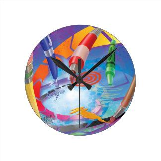 Tintineo del tintineo poco reloj de la imaginación