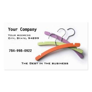 Tintoreros o lavadero tarjeta de negocio