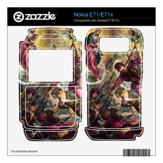 Tintoretto - Battle of the Archangel Michael with Decals For The Nokia E71x