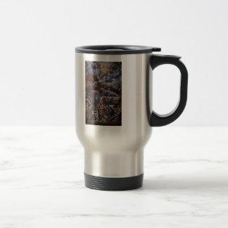 Tintoretto- Doge Nicolò Receiving a Laurel Crown 15 Oz Stainless Steel Travel Mug