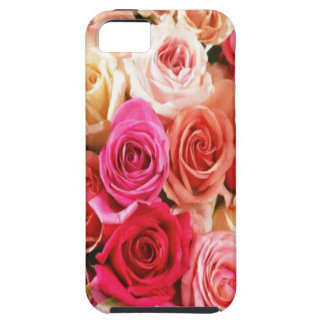 Tints & Tones Roses iPhone 5 Cases