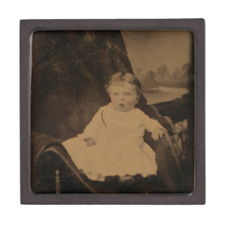 Tintype Baby Trinket Box Premium Gift Boxes