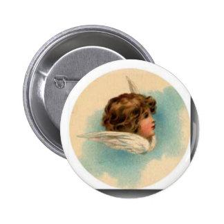 tiny-angels-tn-7 pin redondo de 2 pulgadas