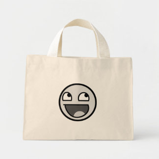 Tiny Awesome Smily Bag