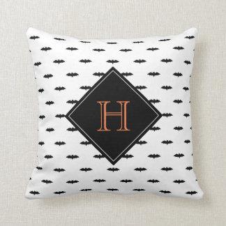 Halloween Monogram Pillows