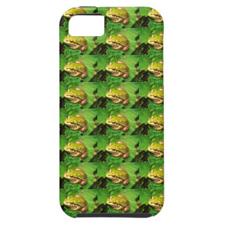 TINY BELL FROG ART DESIGN iPhone SE/5/5s CASE