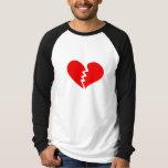 Tiny Broken Heart T-Shirt