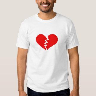 Tiny Broken Heart Tshirts