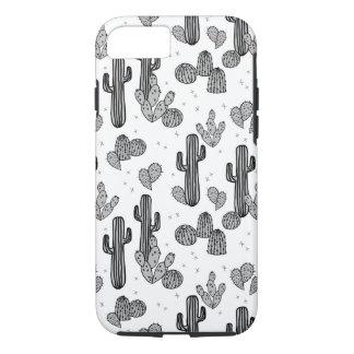 Tiny Cactus Cacti Exotic Tropical / Andrea Lauren iPhone 7 Case