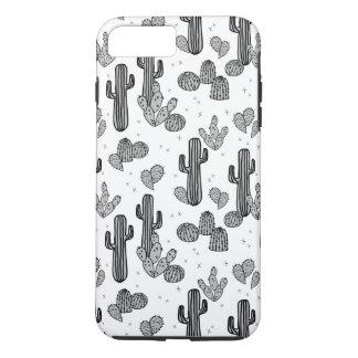 Tiny Cactus Cacti Exotic Tropical / Andrea Lauren iPhone 7 Plus Case