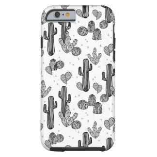 Tiny Cactus Cacti Exotic Tropical / Andrea Lauren Tough iPhone 6 Case
