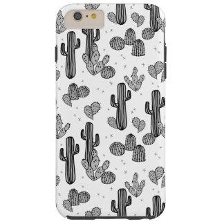 Tiny Cactus Cacti Exotic Tropical / Andrea Lauren Tough iPhone 6 Plus Case