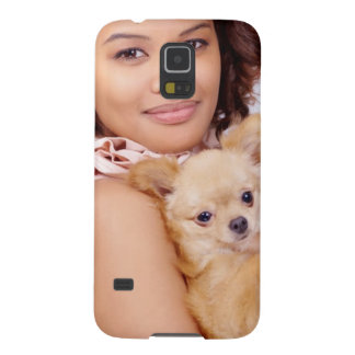 Tiny Chihuahua Shares Hair II Case For Galaxy S5