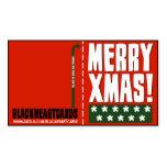 Tiny Christmas Cards Business Card Templates