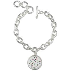 Tiny Christmas Tree Lights Bracelet