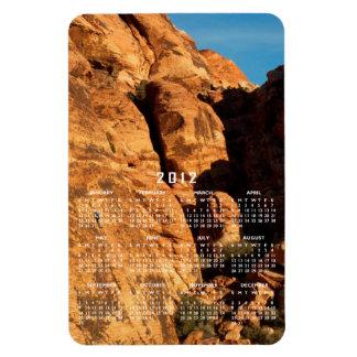 Tiny Climber; 2012 Calendar Rectangular Photo Magnet