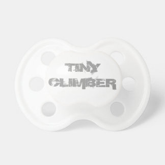 tiny climber baby pacifiers