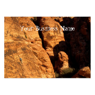 Tiny Climber Large Business Cards (Pack Of 100)