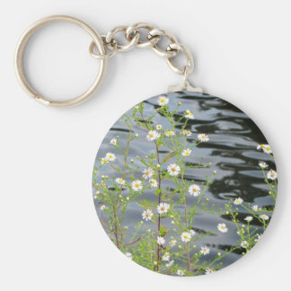 Tiny Daisies Lake Side Keychain